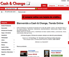 Cash And Change - Tienda Online